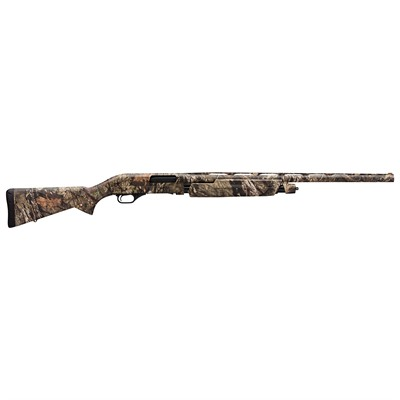 Winchester Super X Pump 26in 12 Ga Mossy Oak Break-Up Fo Front 4+1rd