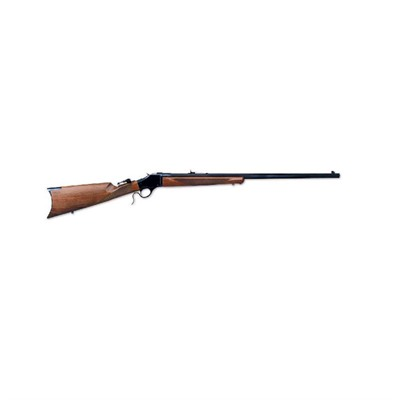 Winchester 1885 High Wall Trad. Hunter 28in 45-70 Government Gloss Blue 1rd