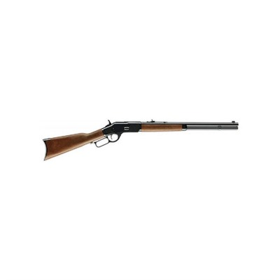 Winchester 1873 Short Rifle 20in 357 Magnum | 38 Special Blue Walnut 10+1rd