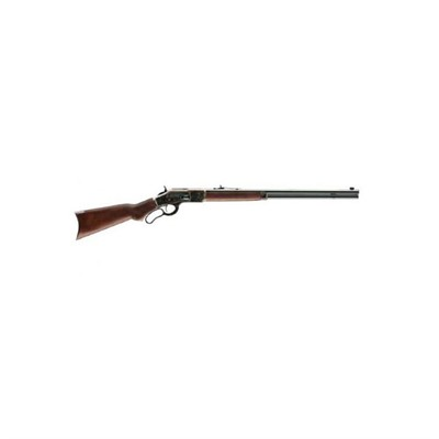 Winchester 1873 Sporter Cch 24in 357 Magnum 38 Special Polished Blue 13+1rd
