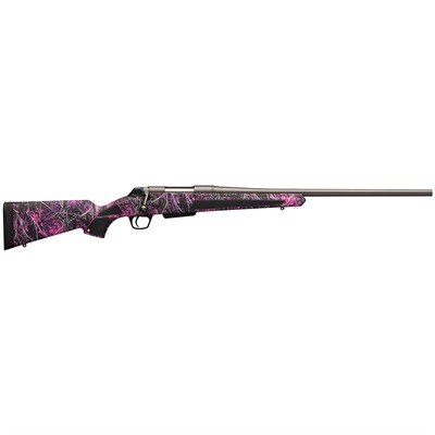 Winchester Xpr Compact 22in 7mm-08 Remington Perma-Cote Gray 3+1rd