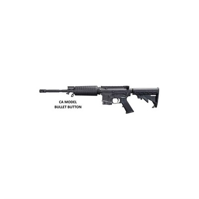 Windham Weaponry R16m4ftt-Cf1-Ca 16in 5.56x45mm Nato Matte Black 10+1rd