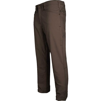 Vertx Men's Hyde Low Profile 7 Oz. Pants - Hyde Low Profile 7 Oz. Men's Pant Seal Brown 38x32