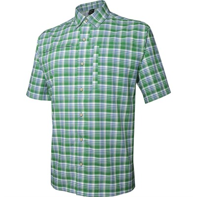 Vertx Men's Short Sleeve Speed Concealed Carry Shirts - Short Sleeve Speed Concealed Carry Shirt Leaf Small