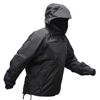 Vertx Men's Integrity Waterproof Shell Jackets - Integrity Waterproof Shell Jacket Small Black
