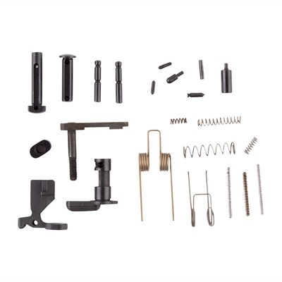 Ar-15 Lower Parts Kit - Ar-15 Lower Parts Builder Kit
