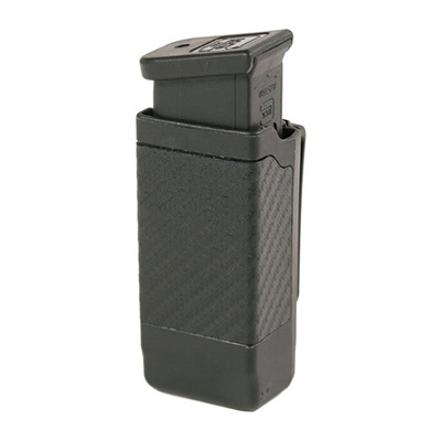 Blackhawk Single Magazine Pouch Double Stack - Single Magazine Pouch Double Stack Black