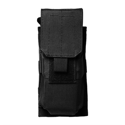 Blackhawk Ar-15 Strike Double Mag Pouch Holds 2 - Strike  Double Mag Pouch Holds 2 - Black