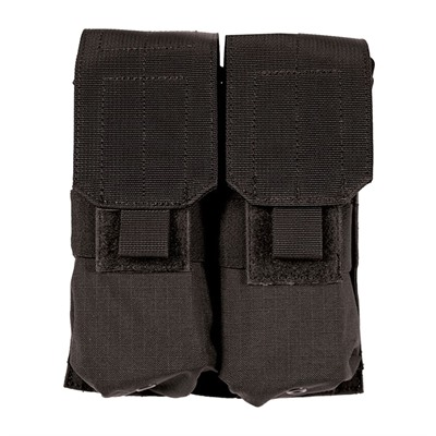 Blackhawk Ar-15 Strike Double Mag Pouch Holds 4 - Strike  Dble Mag Pouch Holds 4 - Black