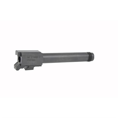Rim Country Manufacturing Inc P2000 Threaded Barrel 9mm - P2000 Threaded Barrel 9mm 13.5x1mm 4.28in