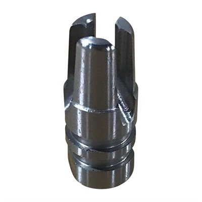 Hill & Mac Gunworks Cetme Flash Hider Black M12x1r 22cal
