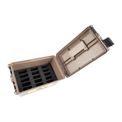 Ar-15 Tactical Magazine Can - Tactical Magazine Can Ar Polymer Tan