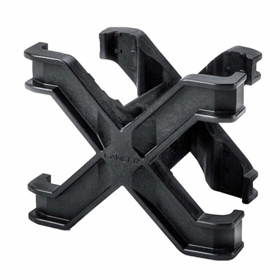 Lancer Systems Mpx Magazine Coupler - Mpx  Magazine Coupler Black