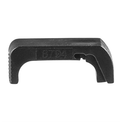 Glock Magazine Catch Reversible Extended 0.75 Fits Gen4 USA & Canada
