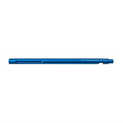 Ruger® 10/22® Fluted Aluminum Target Barrel - 10/22 X-Ring Lightweight Barrel Blue No-Thread