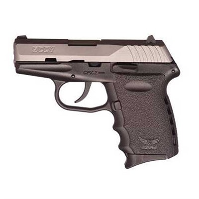 Cpx-2 9mm Ss/blk 10+1 No Safe.