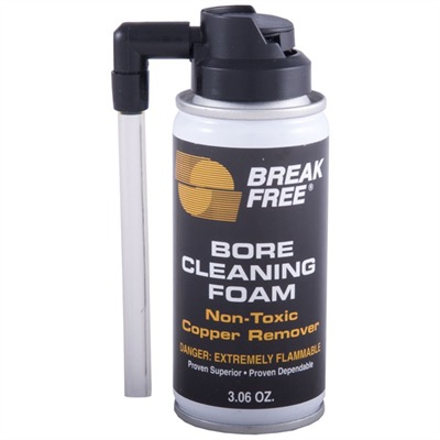 Break-Free Bore Cleaning Foam