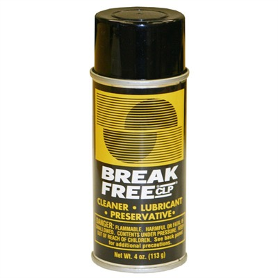 Break-Free Clp - Break-Free 4 Oz. Aerosol