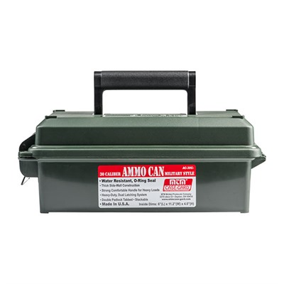 Ammo Can 30 Caliber For Bulk Ammo