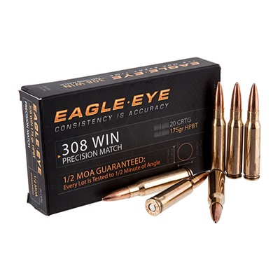 Precision Match Rifle Ammo