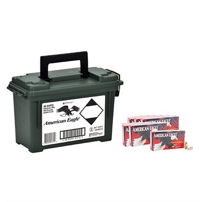 45 Acp 300 Round Plano Ammo Can