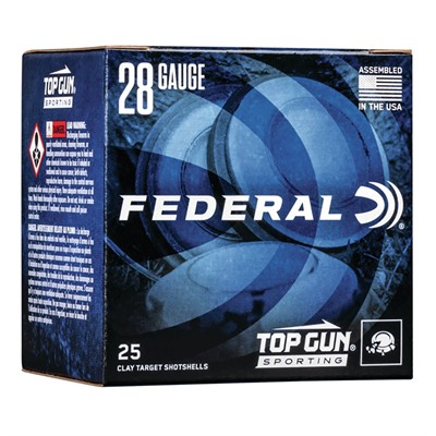 Federal Top Gun Sporting 28 Gauge 2-3/4