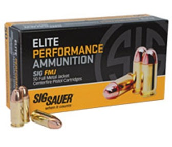 Elite Performance Fmj Ammo