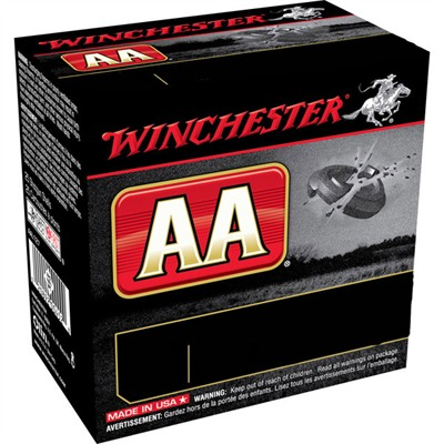 Winchester Aa Low Recoil Ammo 12 Gauge 2-3/4