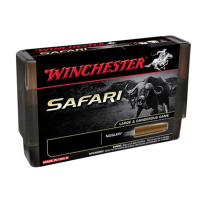 Safari Rifle Ammo