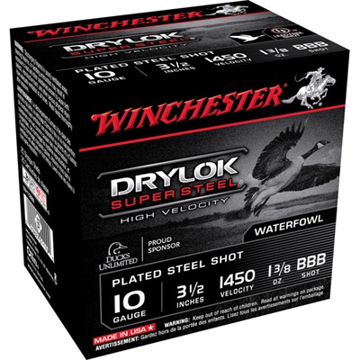 Drylok Super Steel Shotgun Ammo