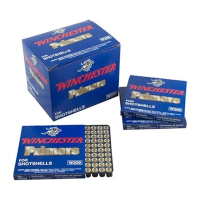 Winchester #209 Shotshell Primers