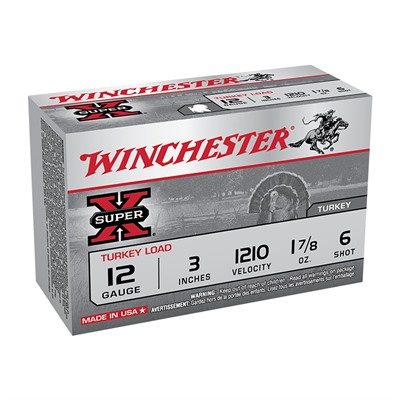 Winchester Super-X Turkey Ammo 12 Gauge 3