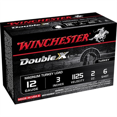 Winchester Double X Turkey Ammo 12 Gauge 3