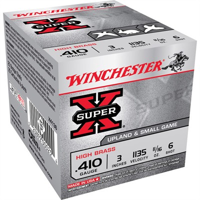 Winchester Super-X High Brass Ammo 410 Bore 3