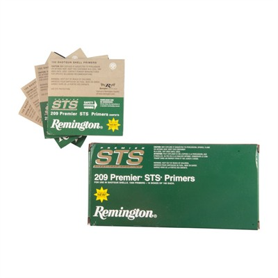 Shotshell Primers - Remington 209 Shotshell Primers