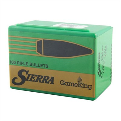 Sierra Bullets Gameking 6.5mm (0.264