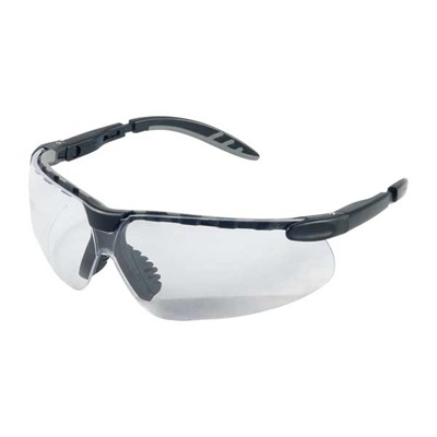 Radians Revelation Shooting Glasses - Clear Revelation Shooting Glasses Black