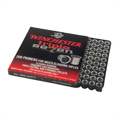 Winchester Triple 7 #209 Muzzleloading Primers