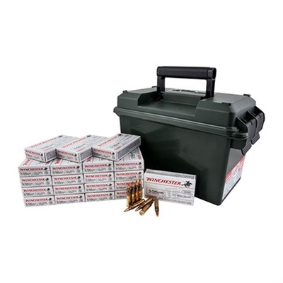 White Box Fmj Rifle Ammo Cans