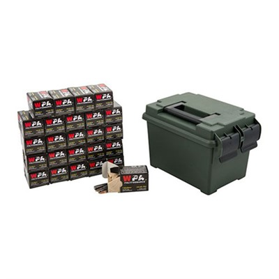 Polyformance Ammo 7.62x39mm 123gr Fmj Ammo Can - 7.62x39mm 123gr Full Metal Jacket 500/Ammo Can