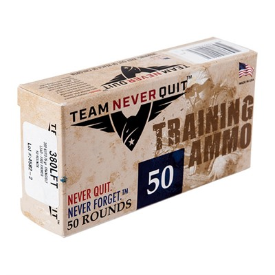 Frangible Lead Free Training Ammo 380 Auto 75gr Fmj-Fn - 380 Auto 75gr Frangible Lead Free 50/Box