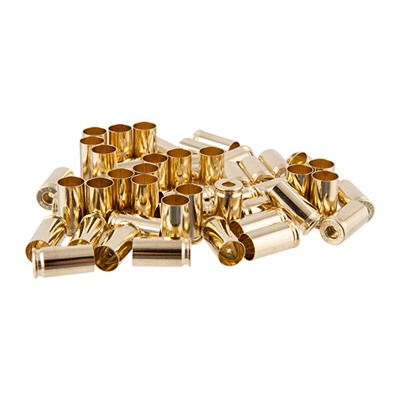 Pistol Brass - Brass 9mm Luger 100/Box