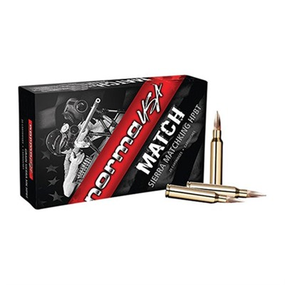 Match Ammo 308 Winchester 168gr Hpbt - 308 Winchester 168gr Hollow Point Boat Tail 200/Case