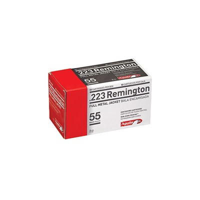 Aguila Rifle Ammo 223 Remington 55gr Fmj
