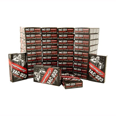 Tac Ammo 223 Remington 55gr Fmj - 223 Remington 55gr Full Metal Jacket 800/Case