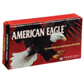 American Eagle 300 Aac Blackout 150gr Fmj Ammuntion - 300 Aac Blackout 150gr Full Metal Jacket Super