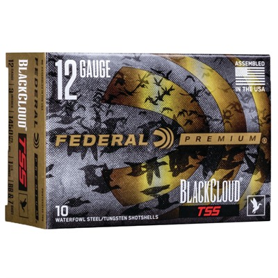 Federal Black Cloud Tss 12 Gauge 3