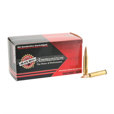 Image of Black Hills Ammunition 223 Remington 52gr Match Hollow Point Ammo