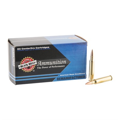 Remanufactured Ammo 223 Remington 77gr Matchking Hollow Point - 223 Remington 77gr Matchking Hp 50/B