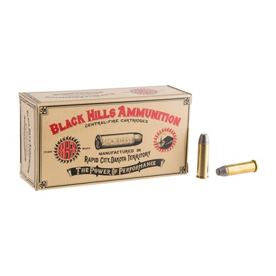 Cowboy Action Ammo 38 Special 158gr Lead Conical Nose - 38 Special 158gr Cnl 50/Box